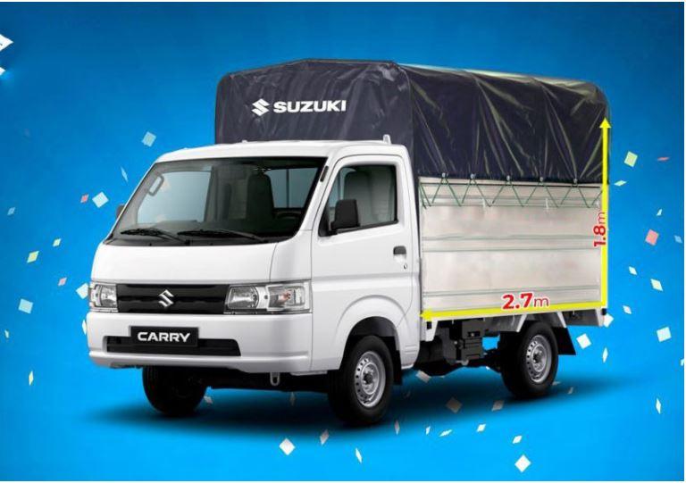 giá xe Suzuki carry pro 2021