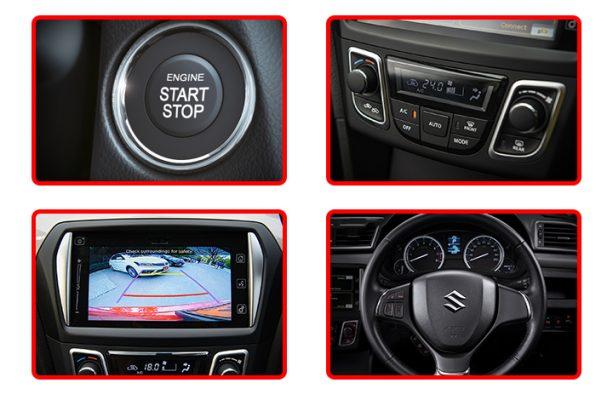 Suzuki Ciaz 2020 tien nghi hien dai