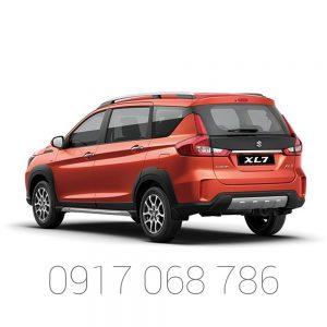 Suzuki XL7 phia sau