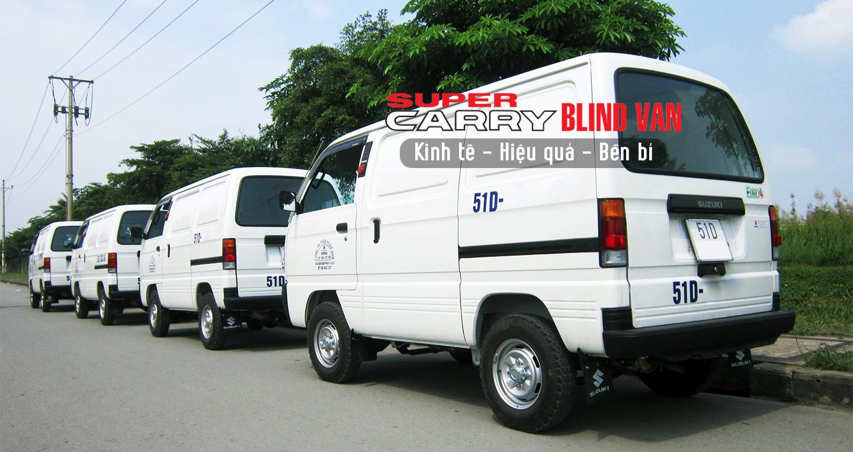 banner lo xe blind van