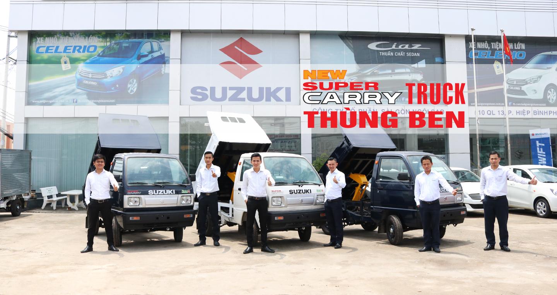 banner xe truck ben