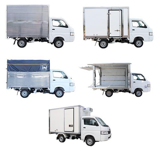 giá xe suzuki pro 750kg