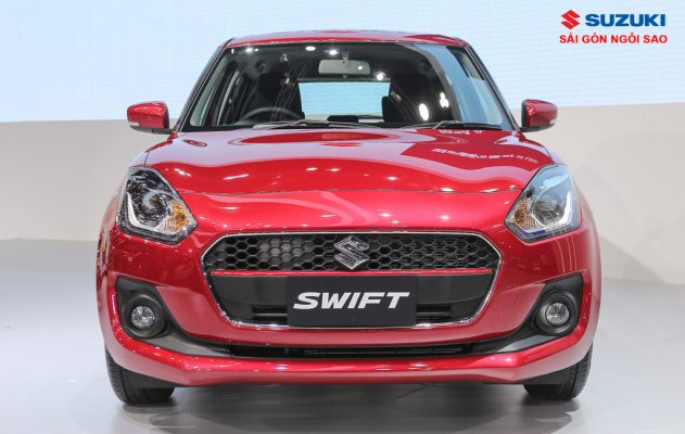 suzuki swift 2018 4