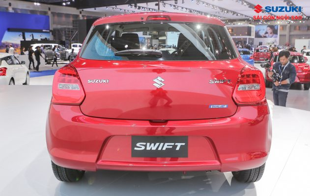 suzuki swift 2018 5