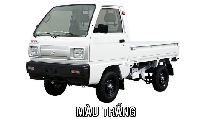 suzuki truck 500kg mau trang 1