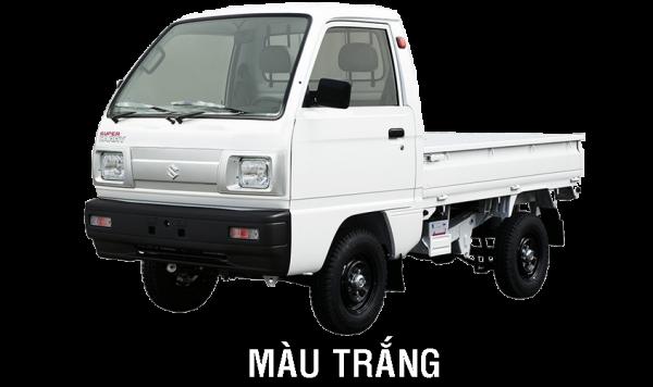 suzuki truck 500kg mau trang