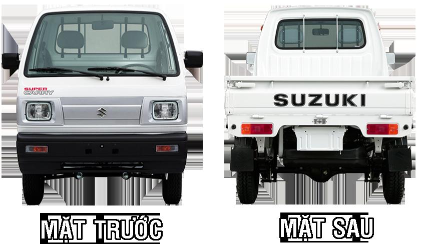 giá xe suzuki 500kg