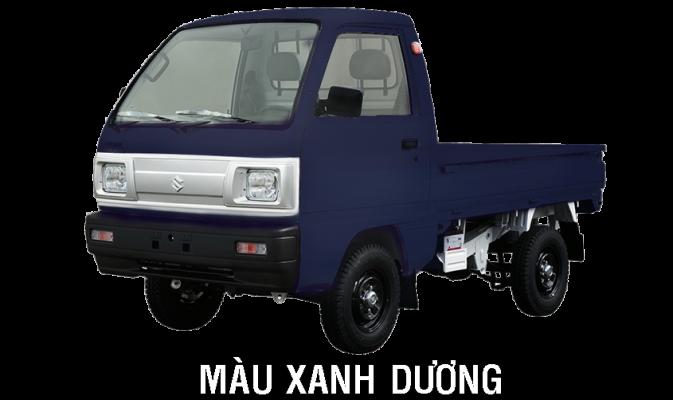 suzuki truck 500kg xanh duong